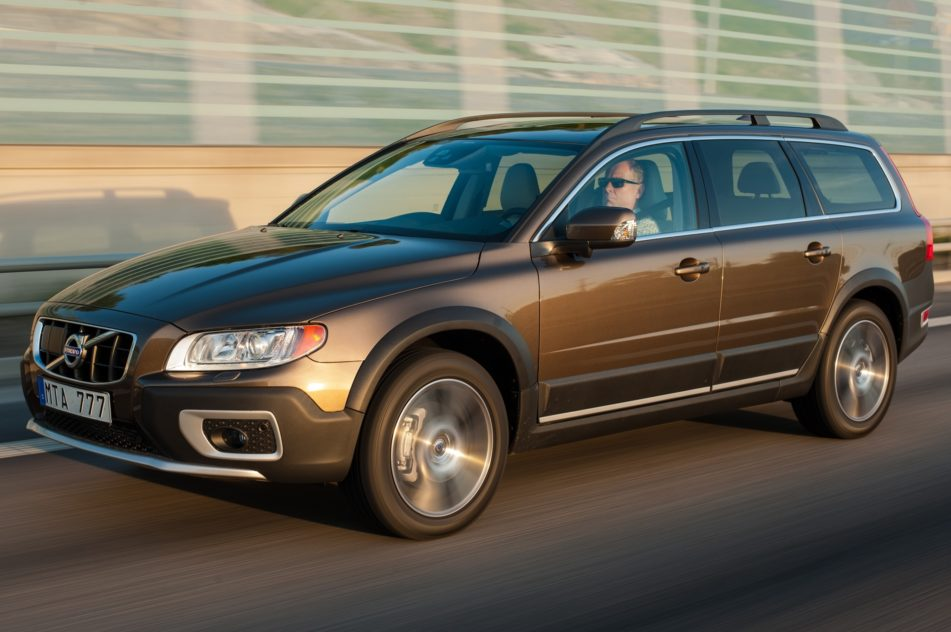 2018 Volvo XC70 Side Wallpapers New Car Preview Rumors 951x632