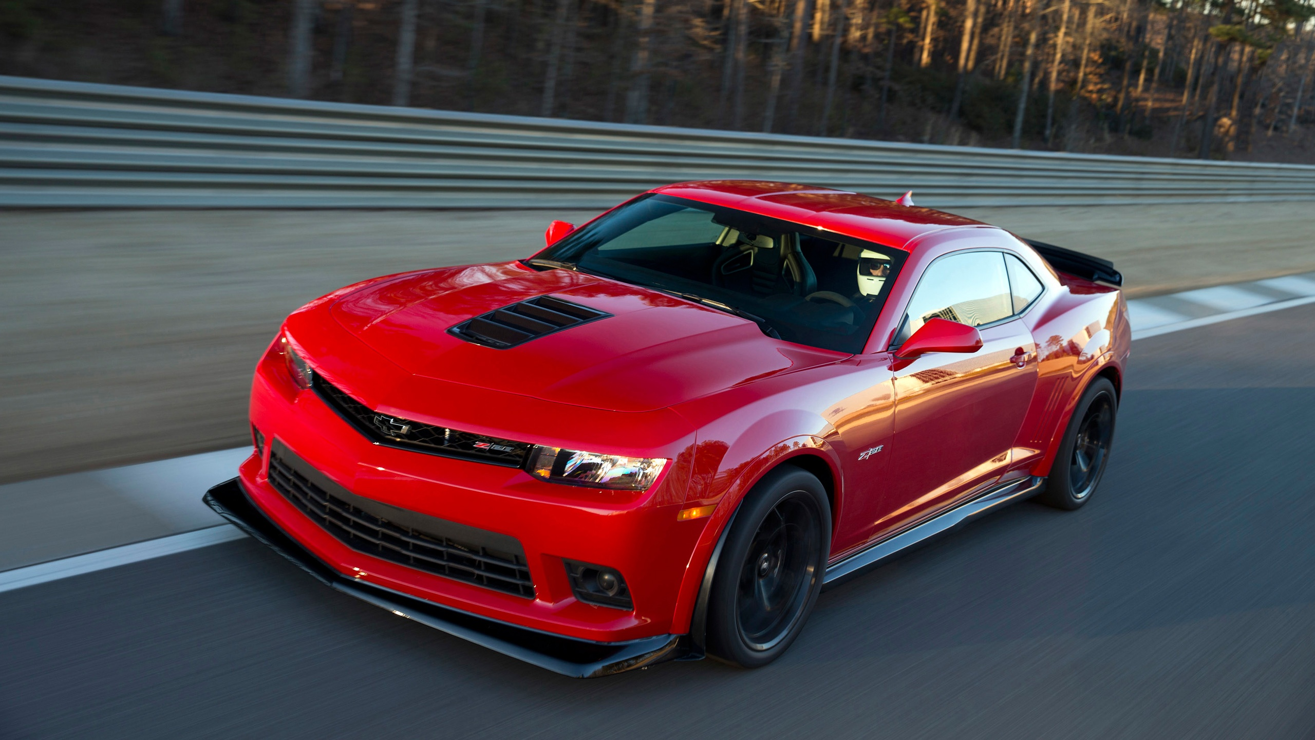 Chevrolet Camaro Z28 2014 Wallpaper HD Car Wallpapers 2560x1440