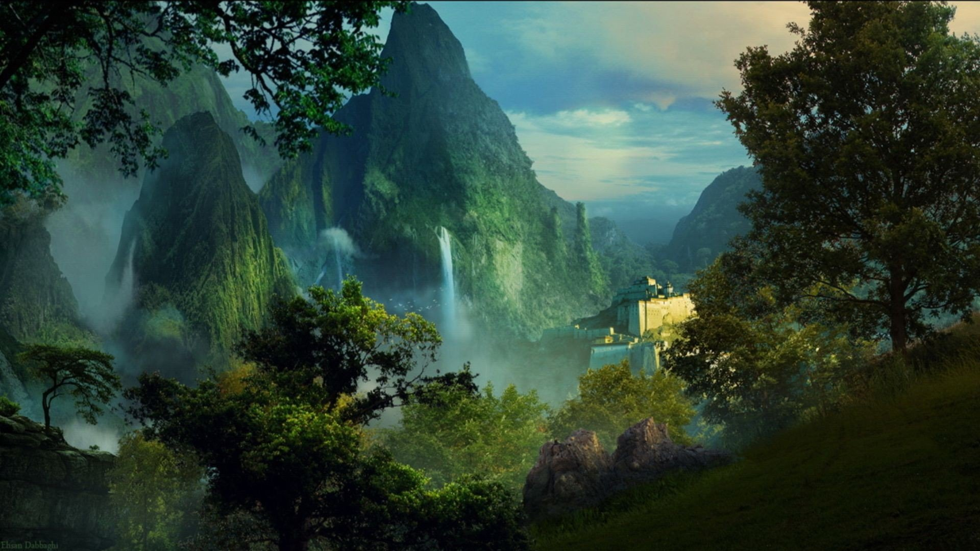 Fantasy Nature Wallpapers HD