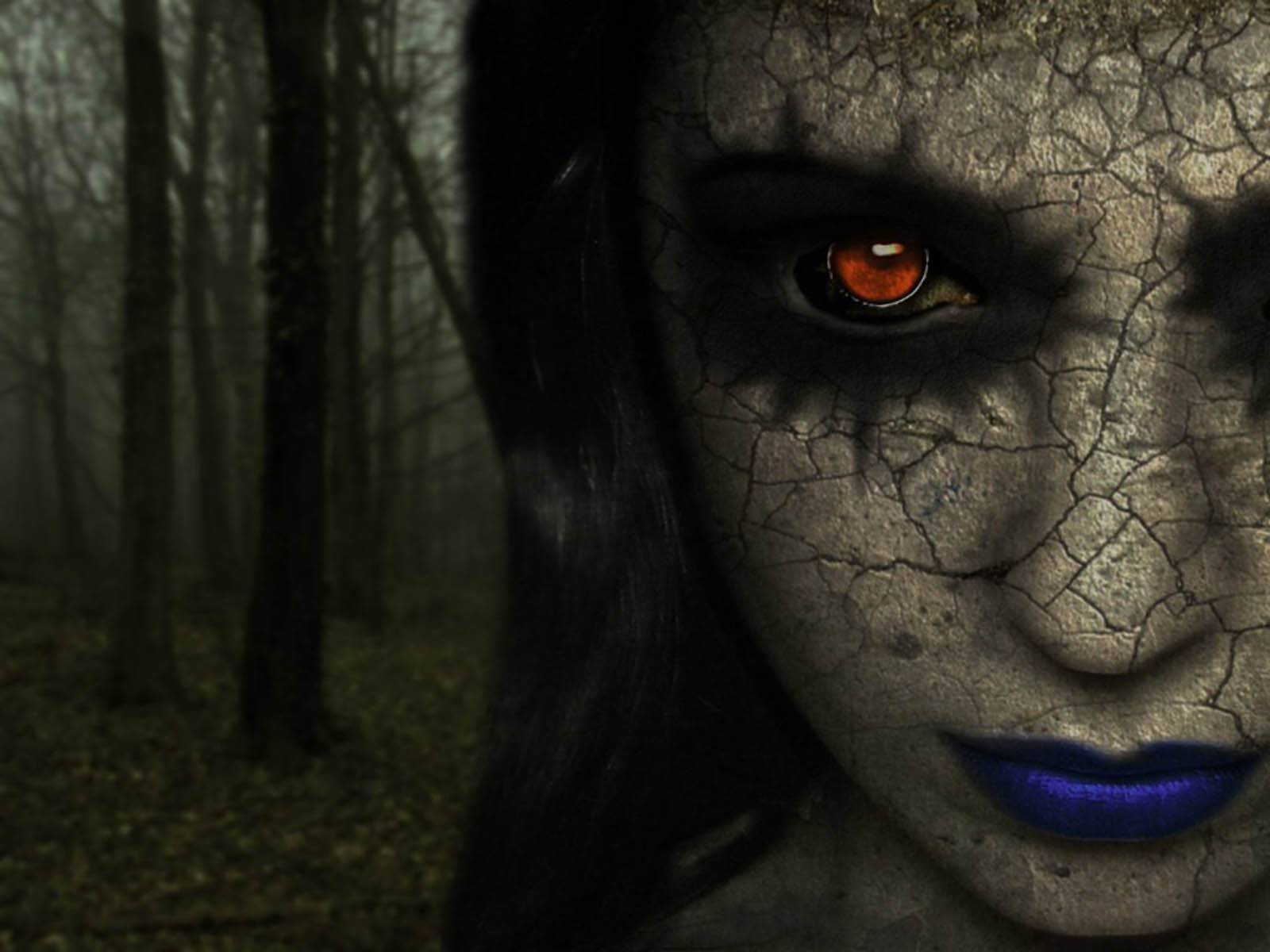 wallpapers Scary Horror Wallpapers 1600x1200