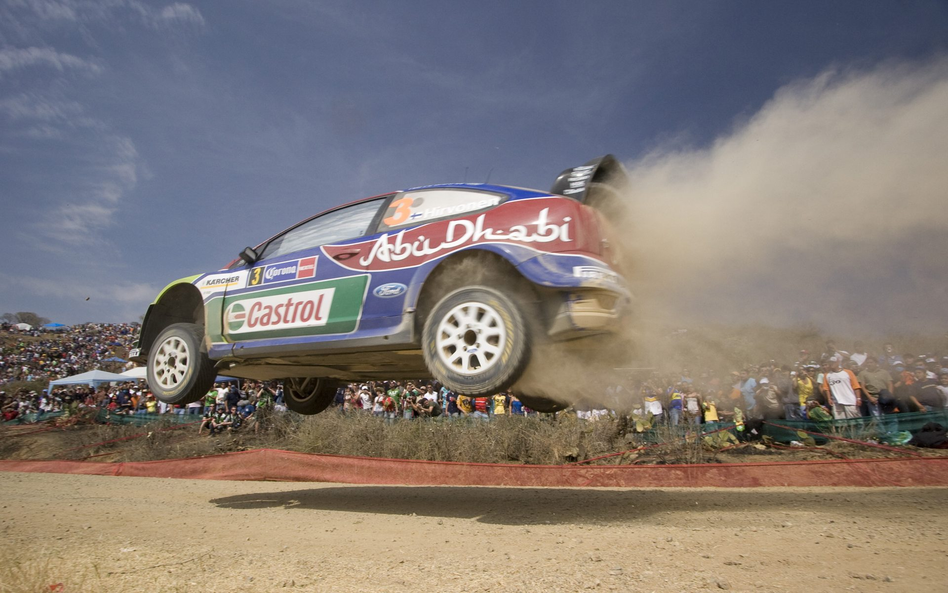 WRC Rally Desktop Wallpapers for HD Widescreen and Mobile 1920x1200