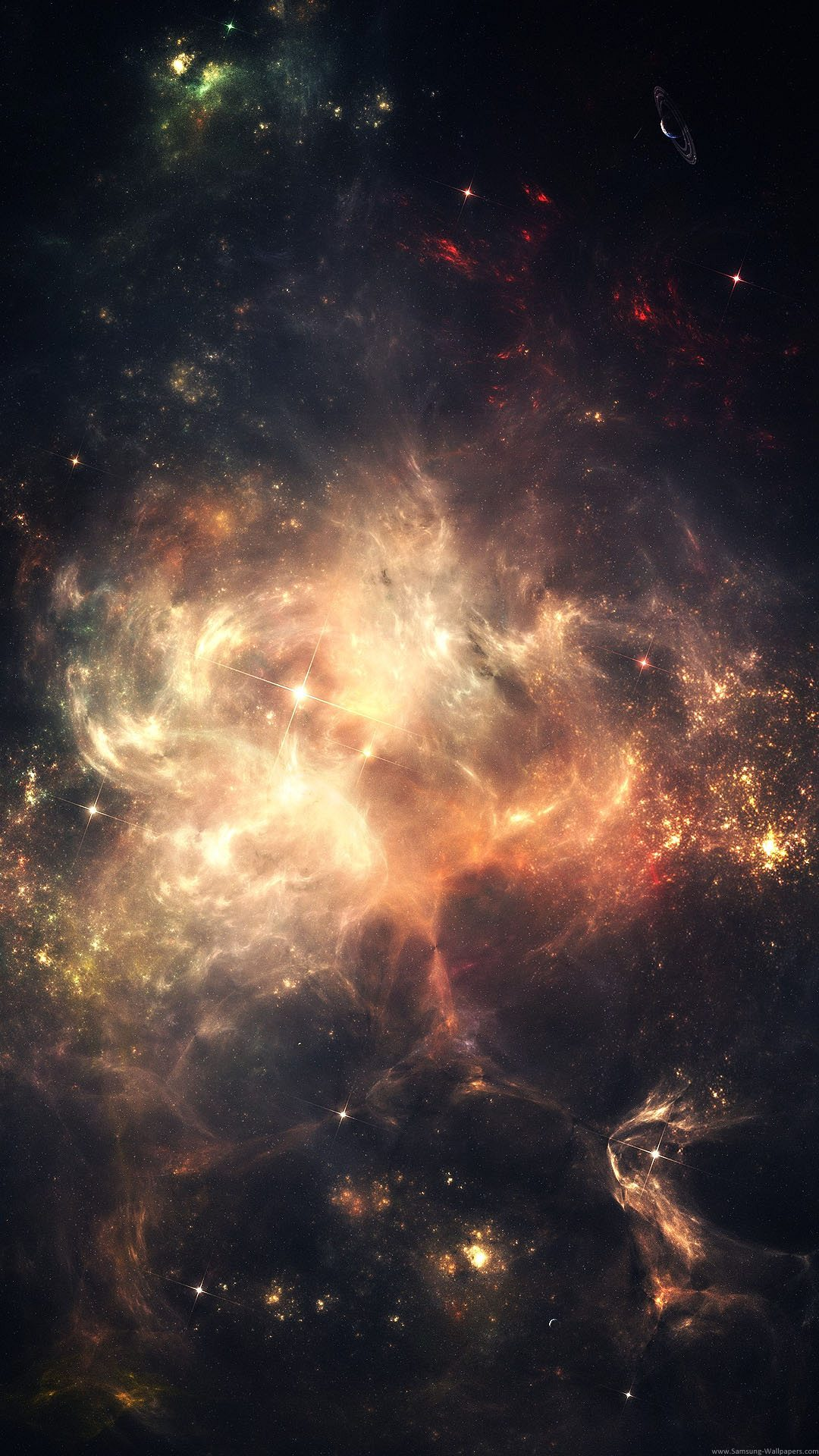 Wallpaper Full Hd 1080 X 1920 Smartphone Energy Nebulae   1080 x 1920 1080x1920