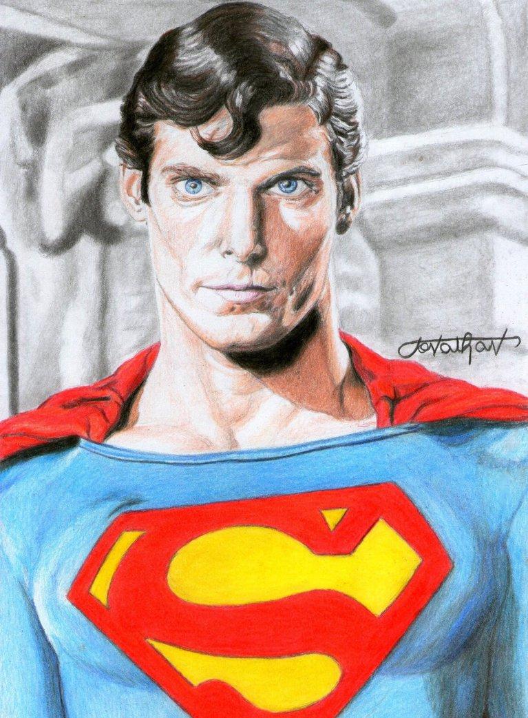 SupermanChristopher Reeve by JonathanMira 767x1042
