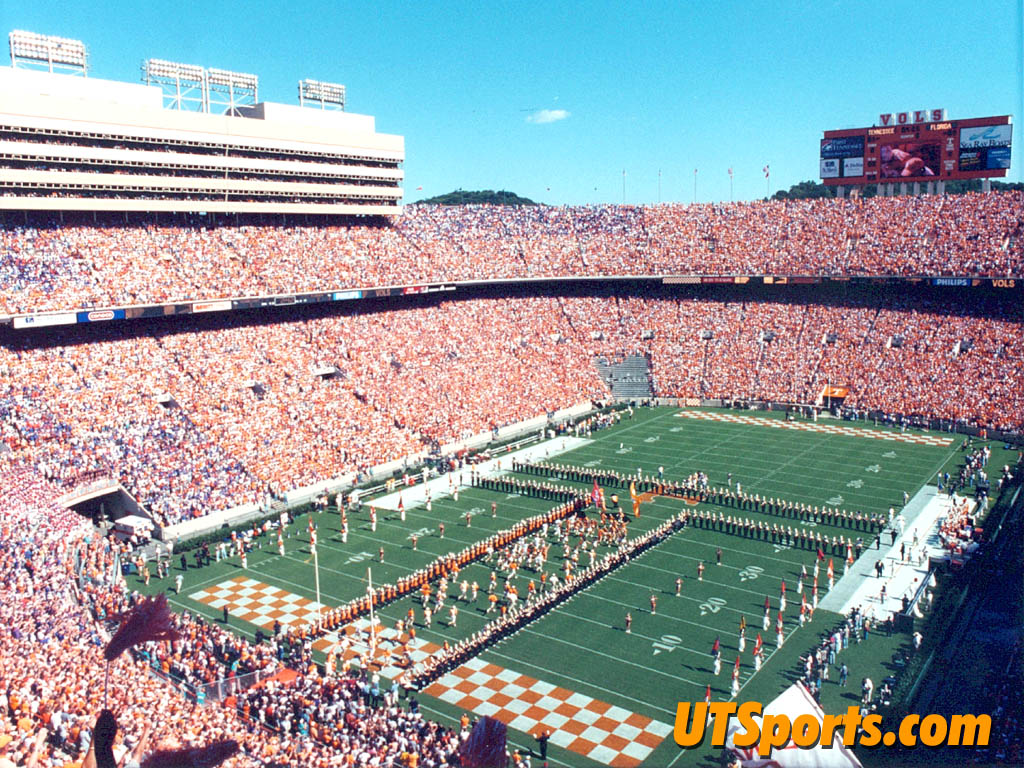 Tennessee Football Computer Wallpaper   UTSPORTSCOM   University of 1024x768