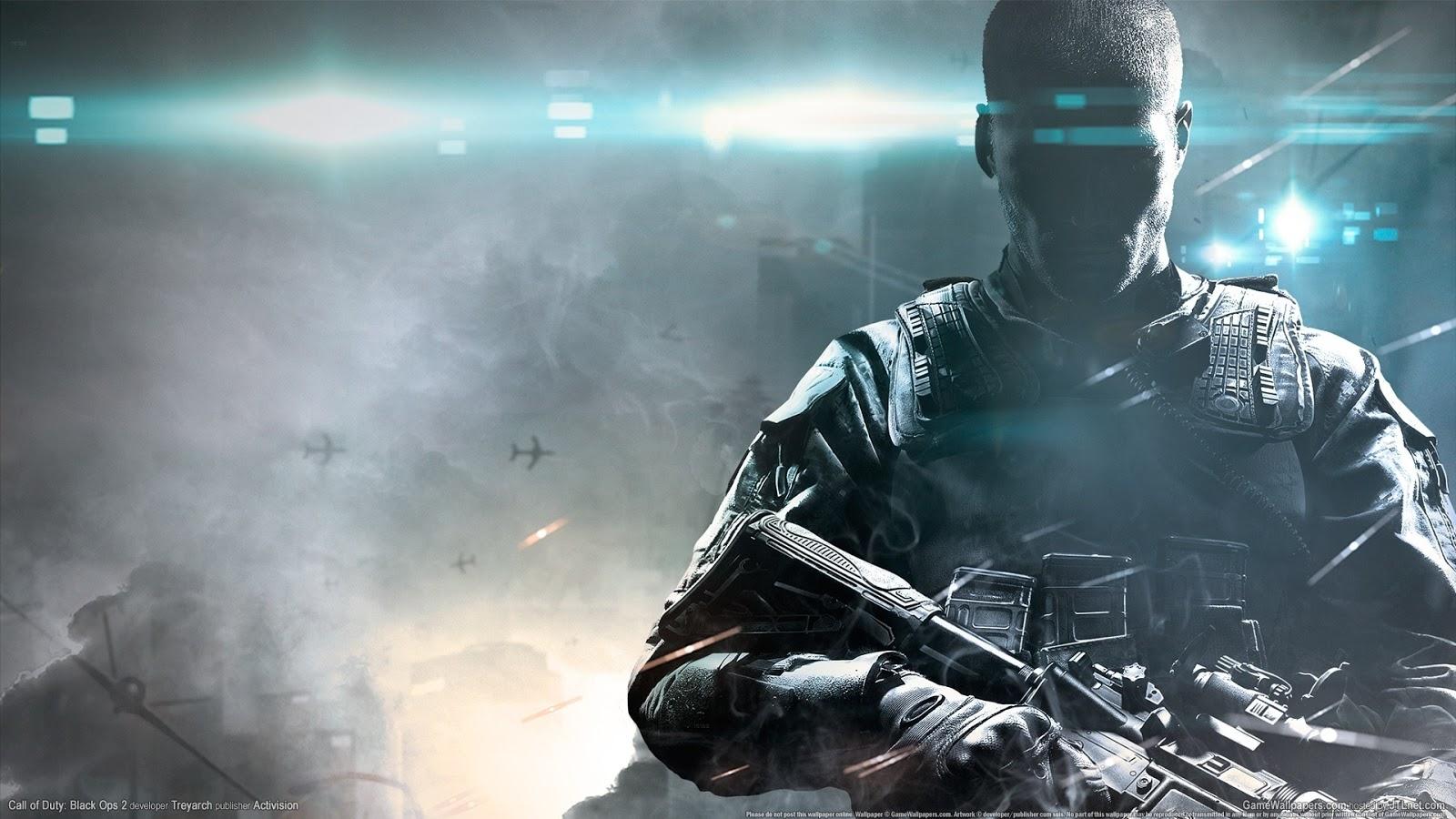 Fuentes De Informacin Wallpaper Call Of Duty Black Ops 2 Hd 1600x900