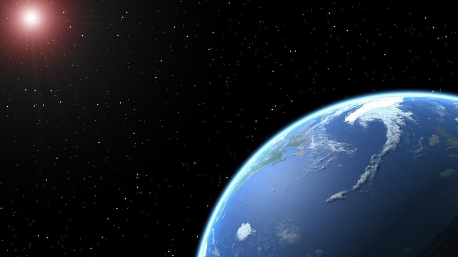 space wallpapers 0o hd space wallpaper blue earth from outer spacejpg 1600x900