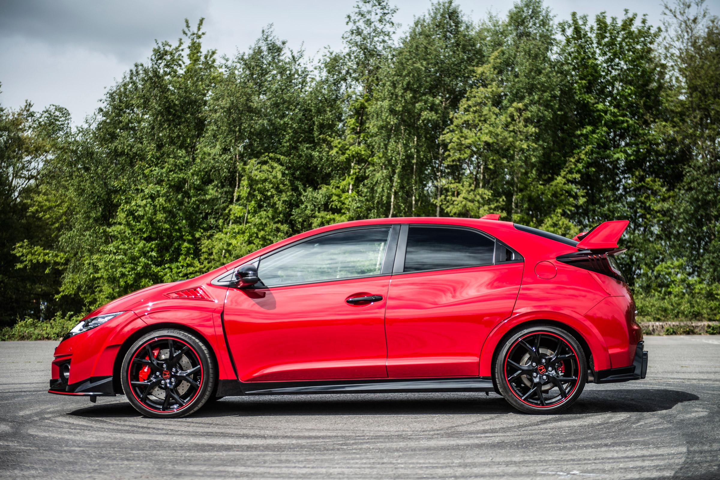 Civic Type R Red RHD HD Wallpaper 6245 2400x1602