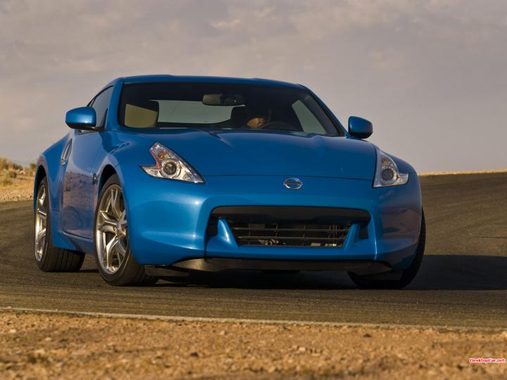 Nissan 370Z Wallpapers and Pictures 720x540