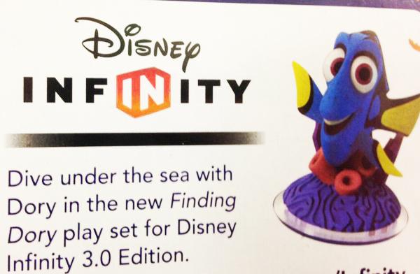 Disney Infinity 30 Finding Dory by Xelku9 600x392