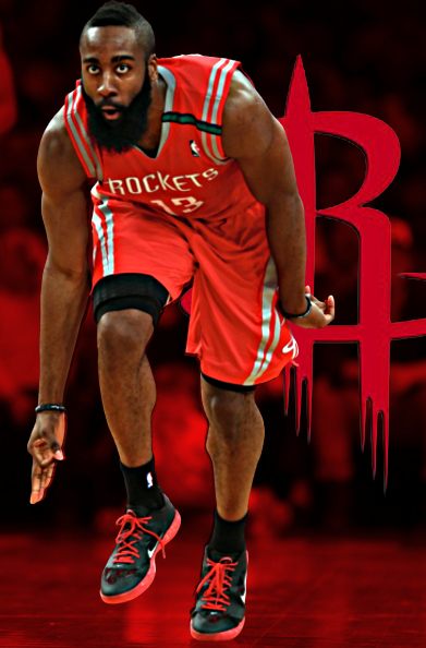 James Harden Iphone Wallpaper James harden edit by 391x594
