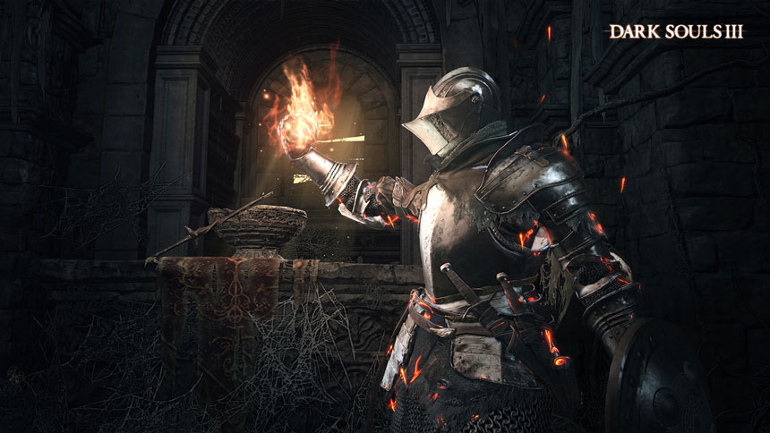 Dark Souls III Wallpaper in 1920x1080 860x484