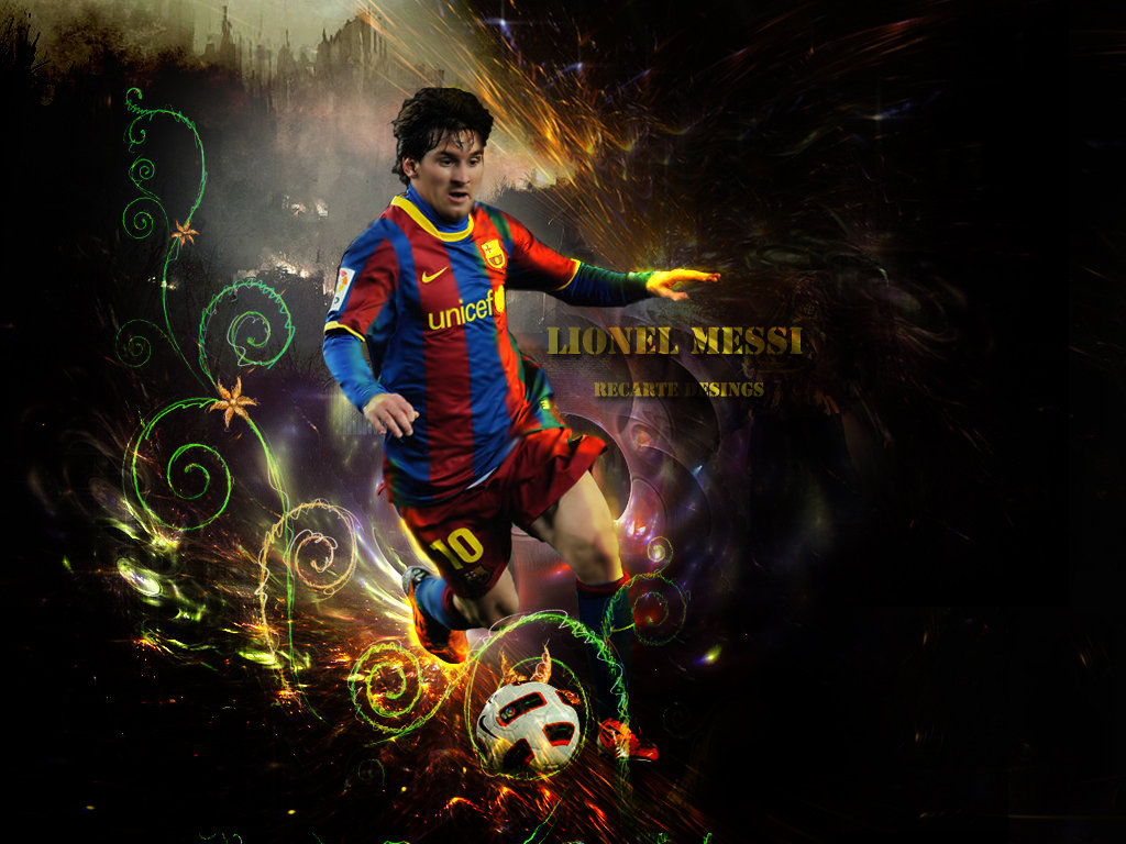 Lionel Messi Latest HD Wallpapers 2012 2013 All About HD Wallpapers 1024x768