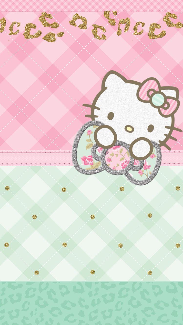 iPhone Wall   HK tjn Kikay Hello kitty wallpaper Hello kitty 750x1334