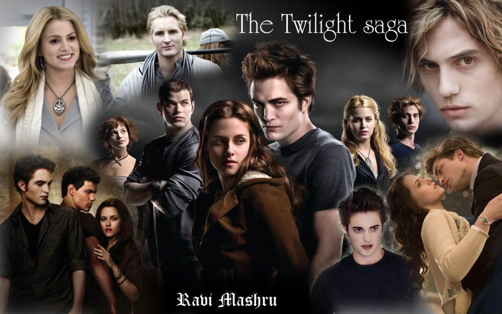 Twilight Saga Pictures Wallpapers   52DazheW Gallery 1024x640