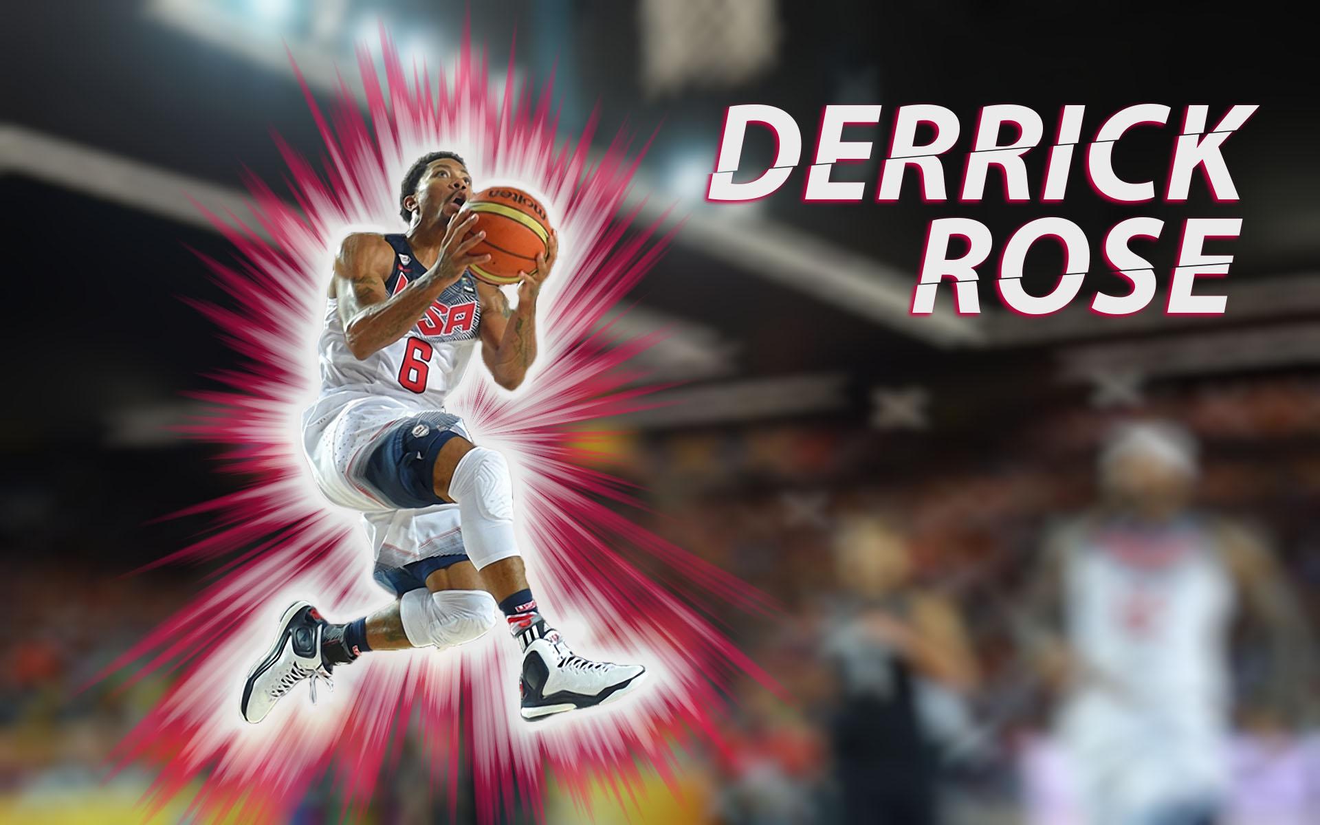 Derrick Rose Wallpapers 2015 1920x1200