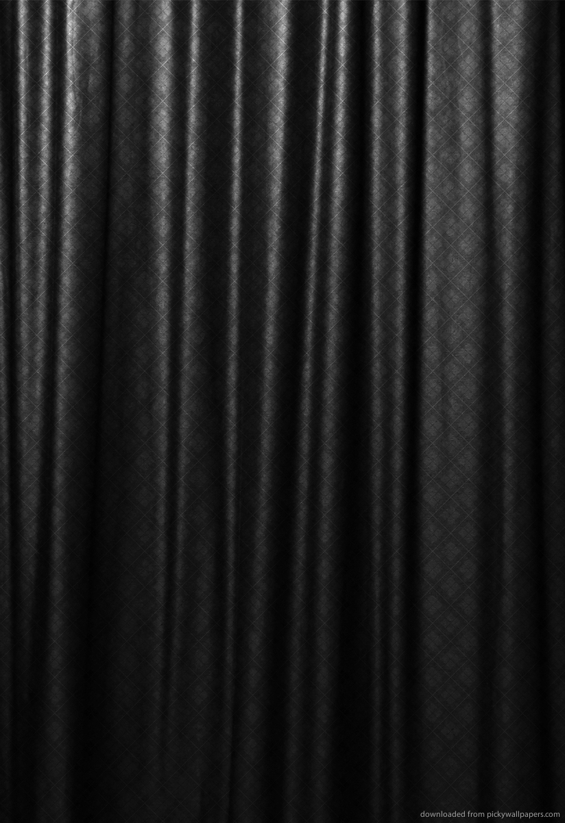 Download Black Curtain Screensaver For Amazon Kindle DX 824x1200