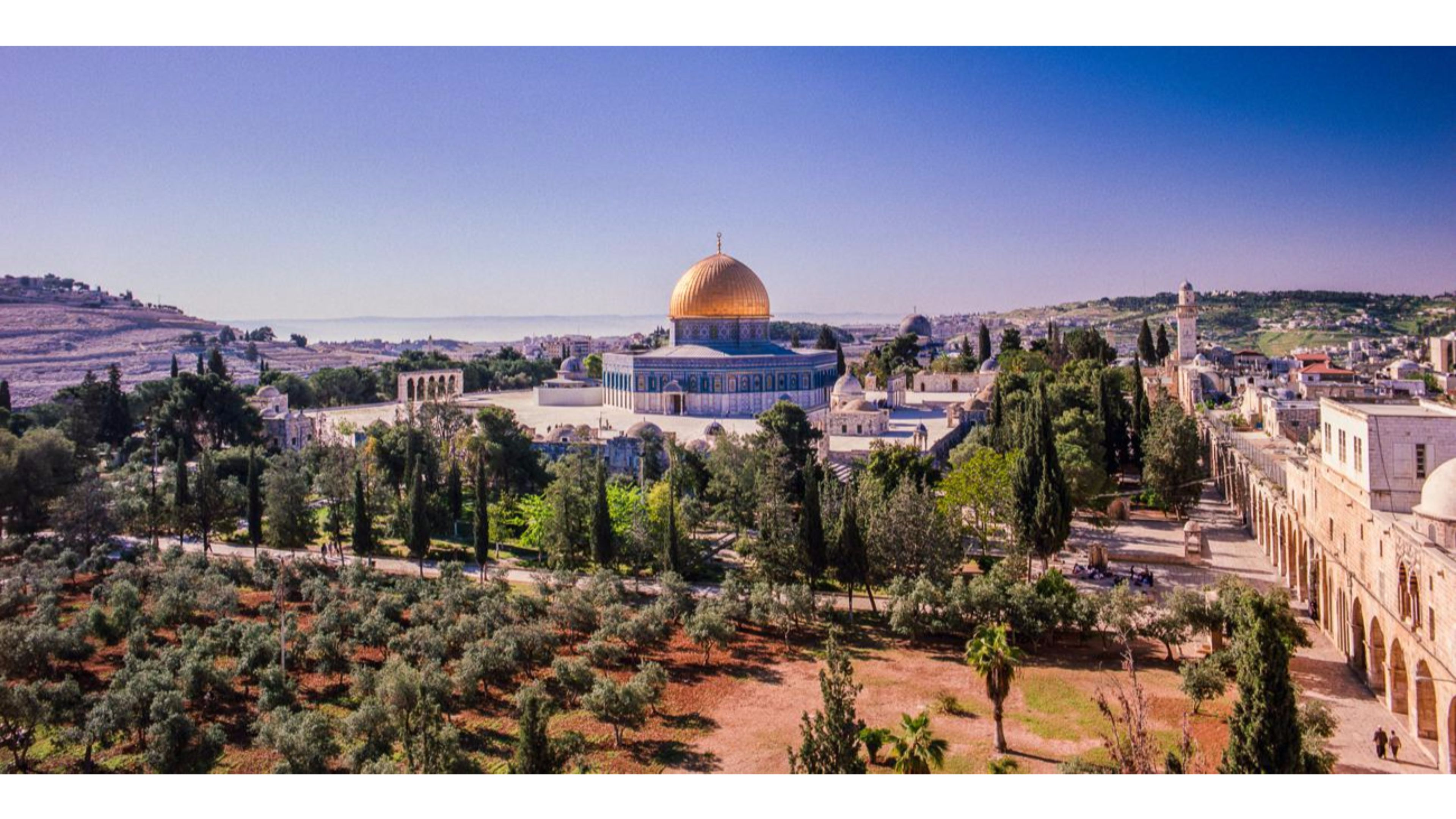 Jerusalem Wallpapers and Background Images   stmednet 3840x2160