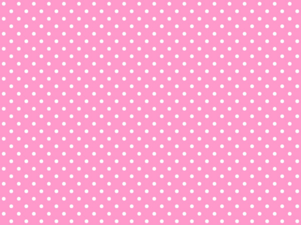 Pink Dots Paper 600x450