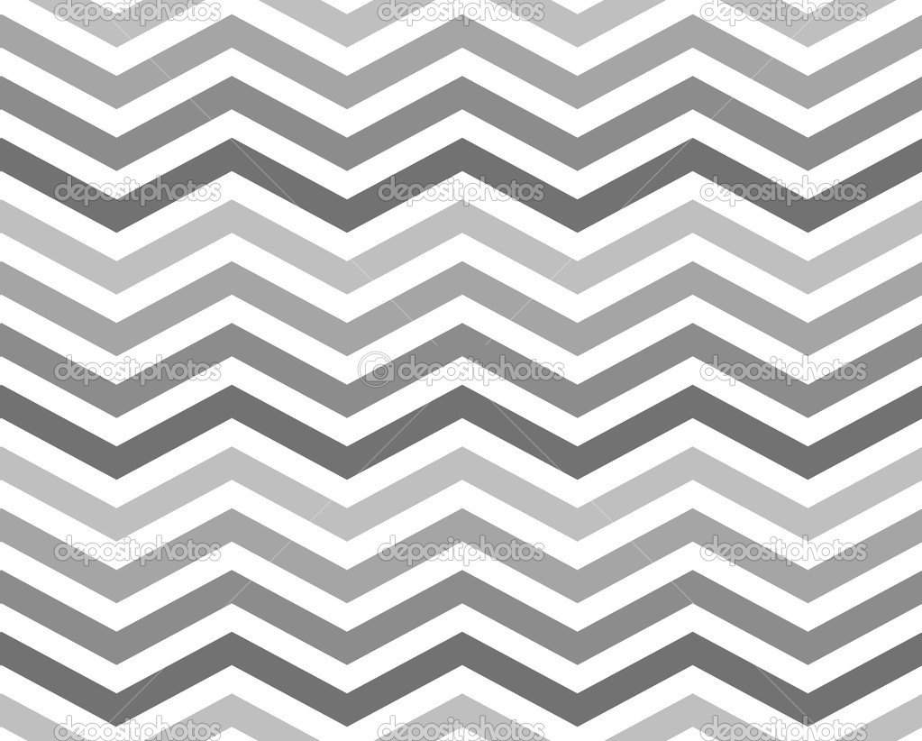 Grey and white chevron wallpaper wallpapersafari for Grey patterned wallpaper