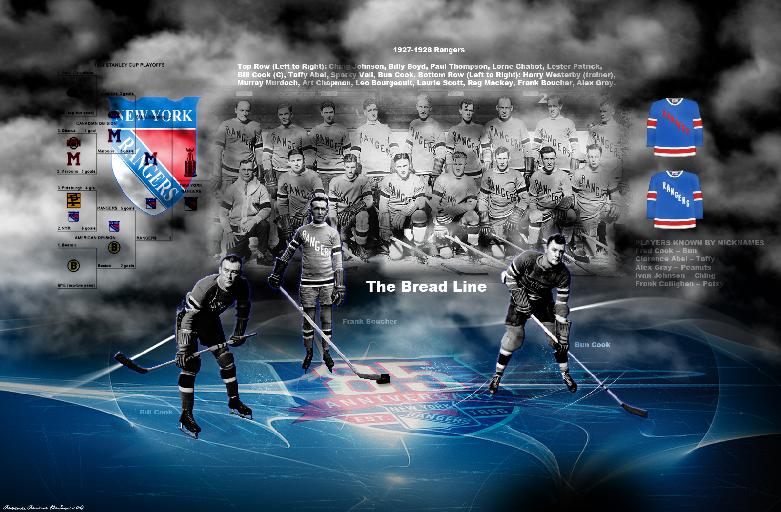 New York Rangers wallpapers New York Rangers background   Page 3 1600x1050