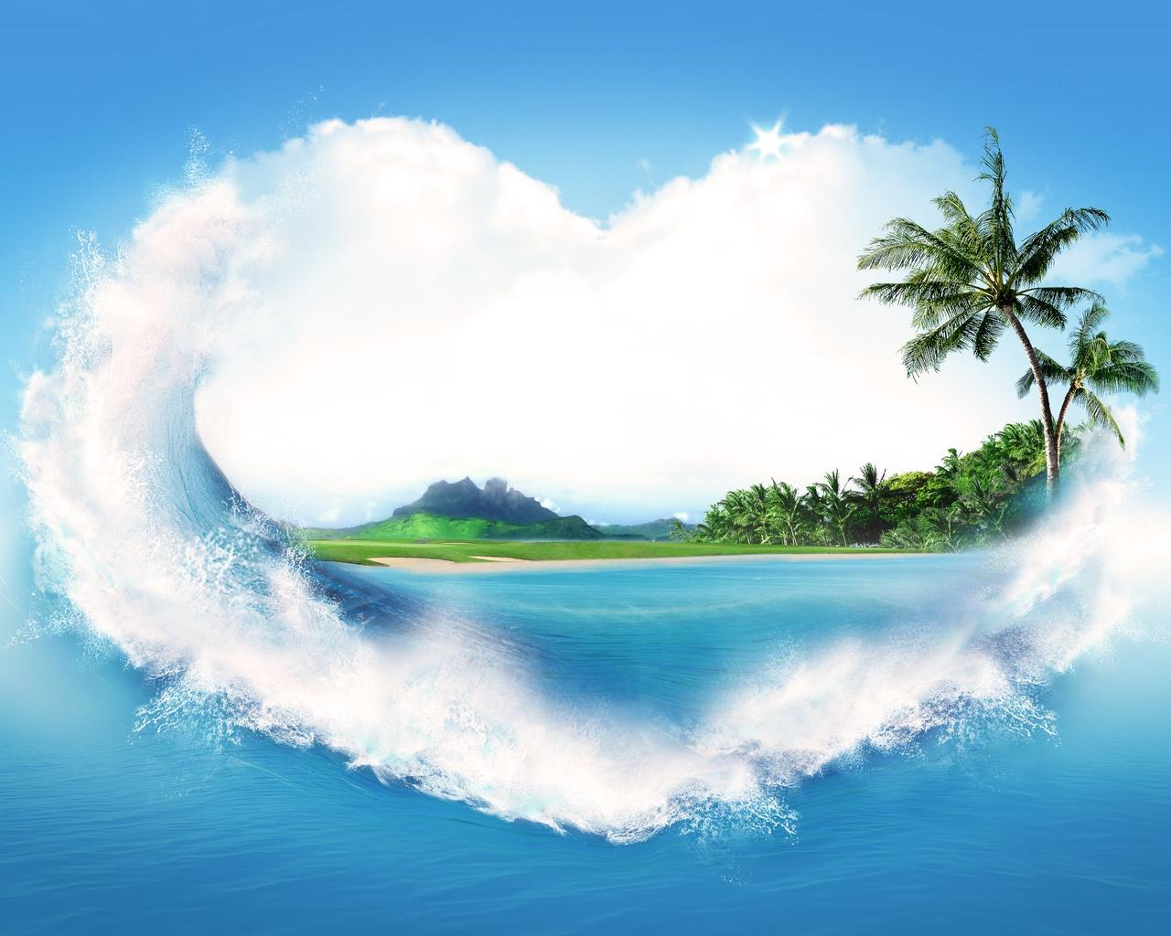 Best HD Love Romance and Heart Wallpapers Design 100 Best Design 1280x1024