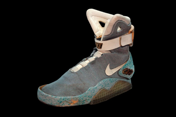 Nike Air Mag Marty Mcfly HD Walls Find Wallpapers 600x399