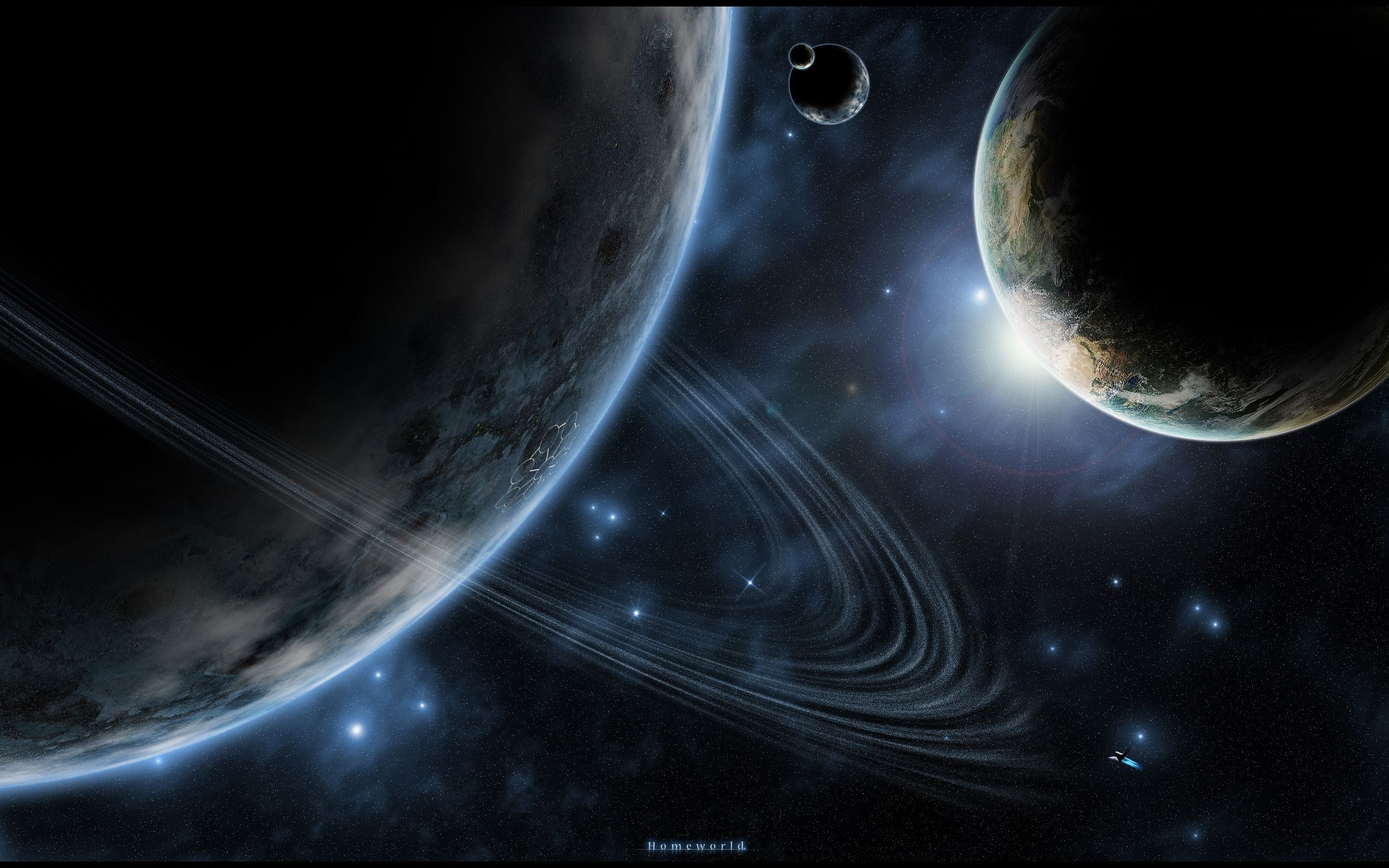 Space Art Wallpaper   Space Wallpaper 7076627 2560x1600