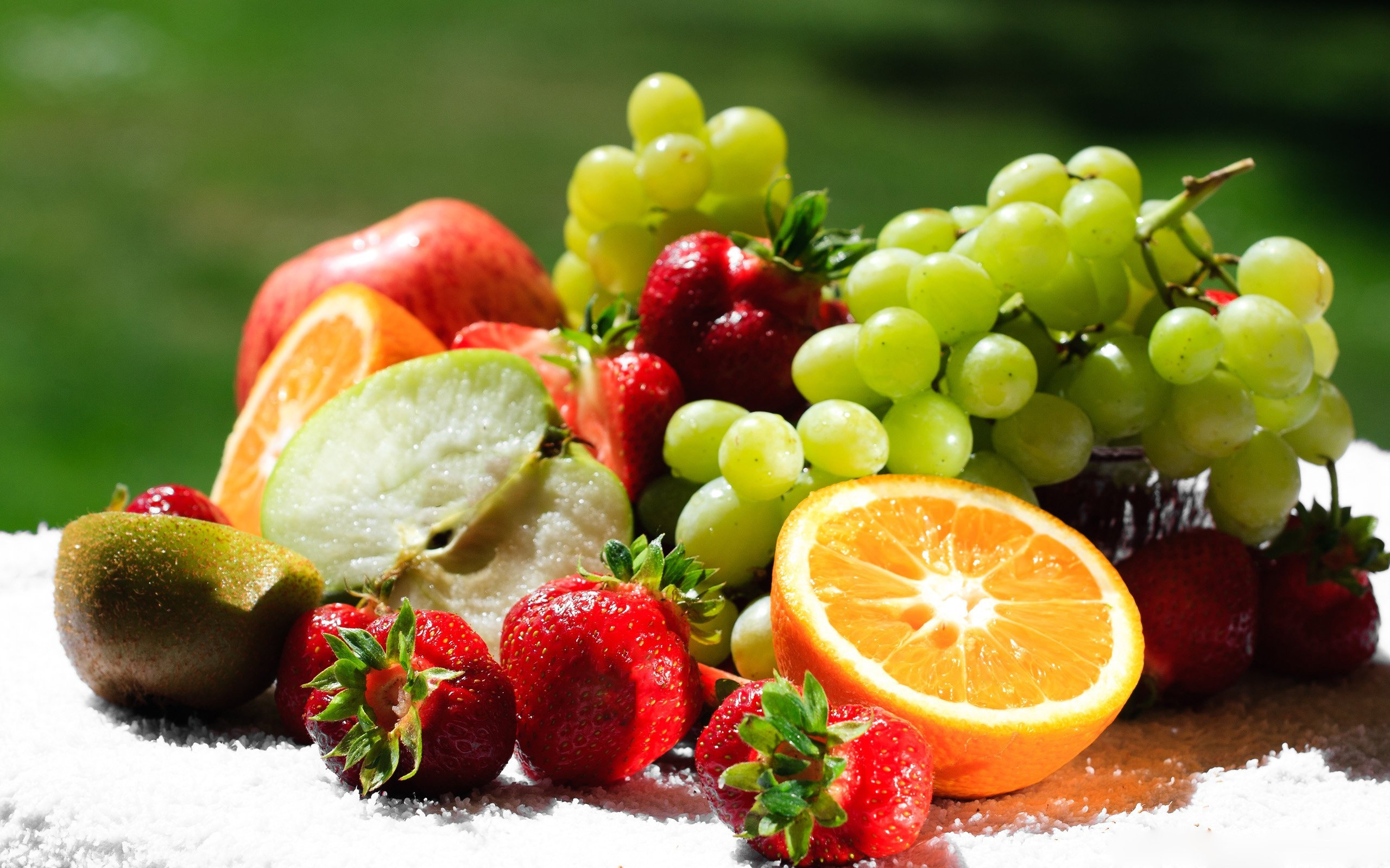 Mixed Fresh Fruit Wallpaper   9869 2560x1600