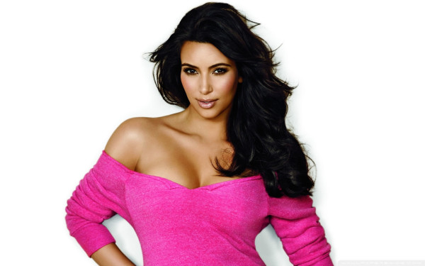 Wallpaper Kim Kardashian   Wallpapers   Wallpapers 600x375