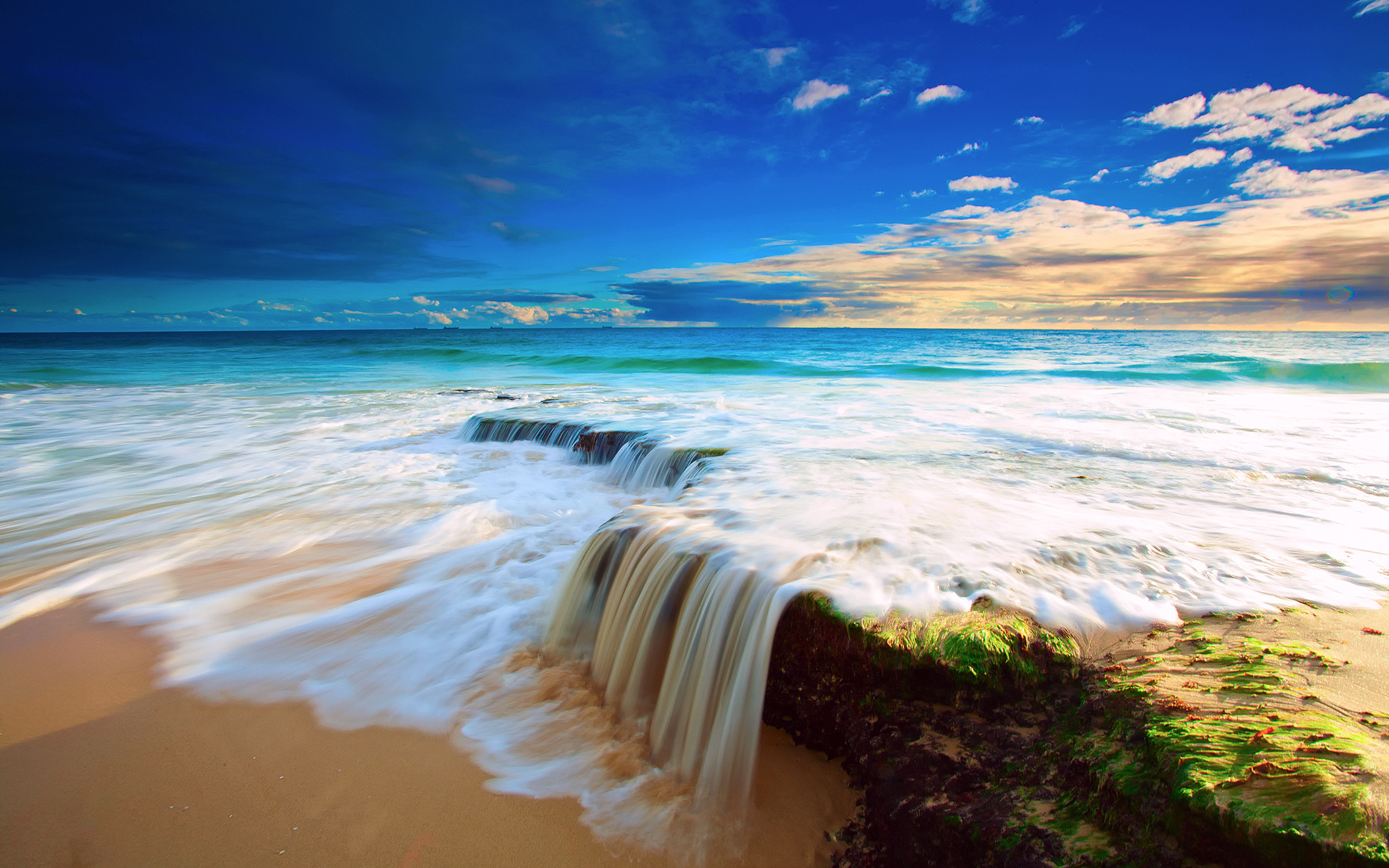 the ocean wallpapers category of hd wallpapers ocean scenes is 2560x1600