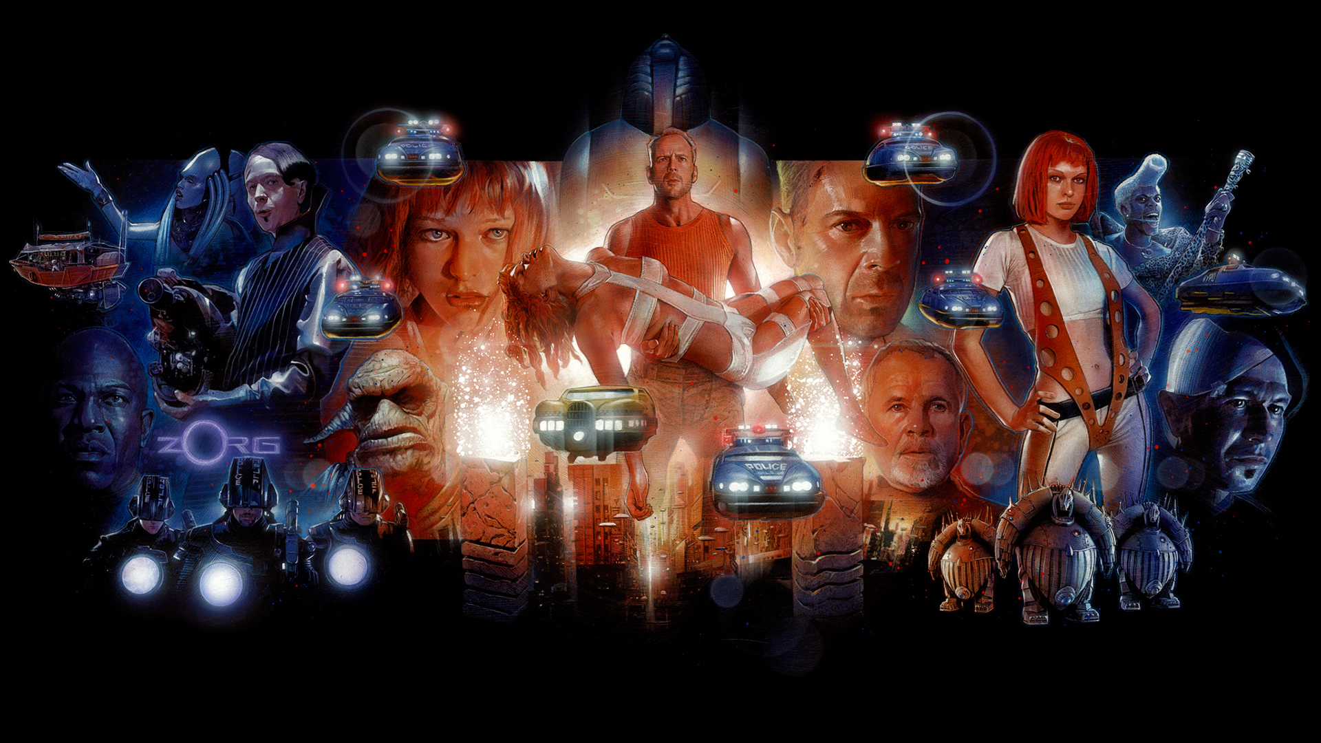 The Fifth Element HD Wallpaper Background Image 1920x1080 ID 1920x1080