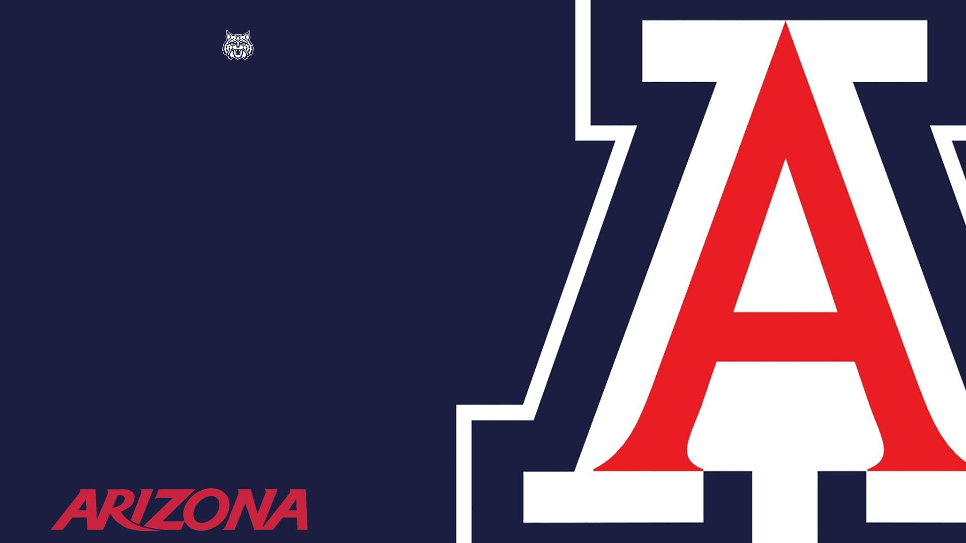 44 Arizona Wildcats Logo Wallpaper Arizona Wildcats Logo 1920x1080