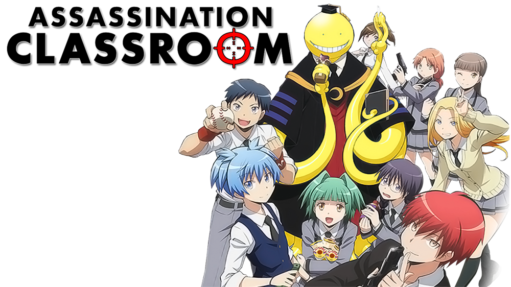 Assassination classroom wallpaper wallpapersafari - Anime wallpaper assassination classroom ...