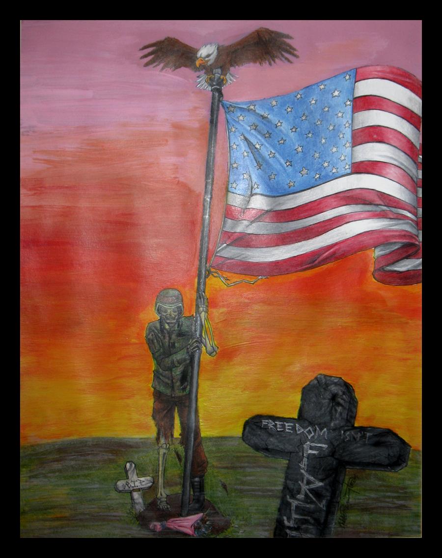 Freedom Isnt by NikkiFirestarter 900x1135