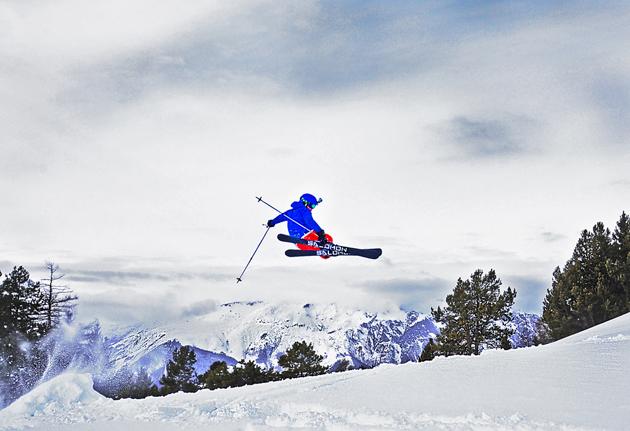 freestyle skiing wallpaper - photo #6