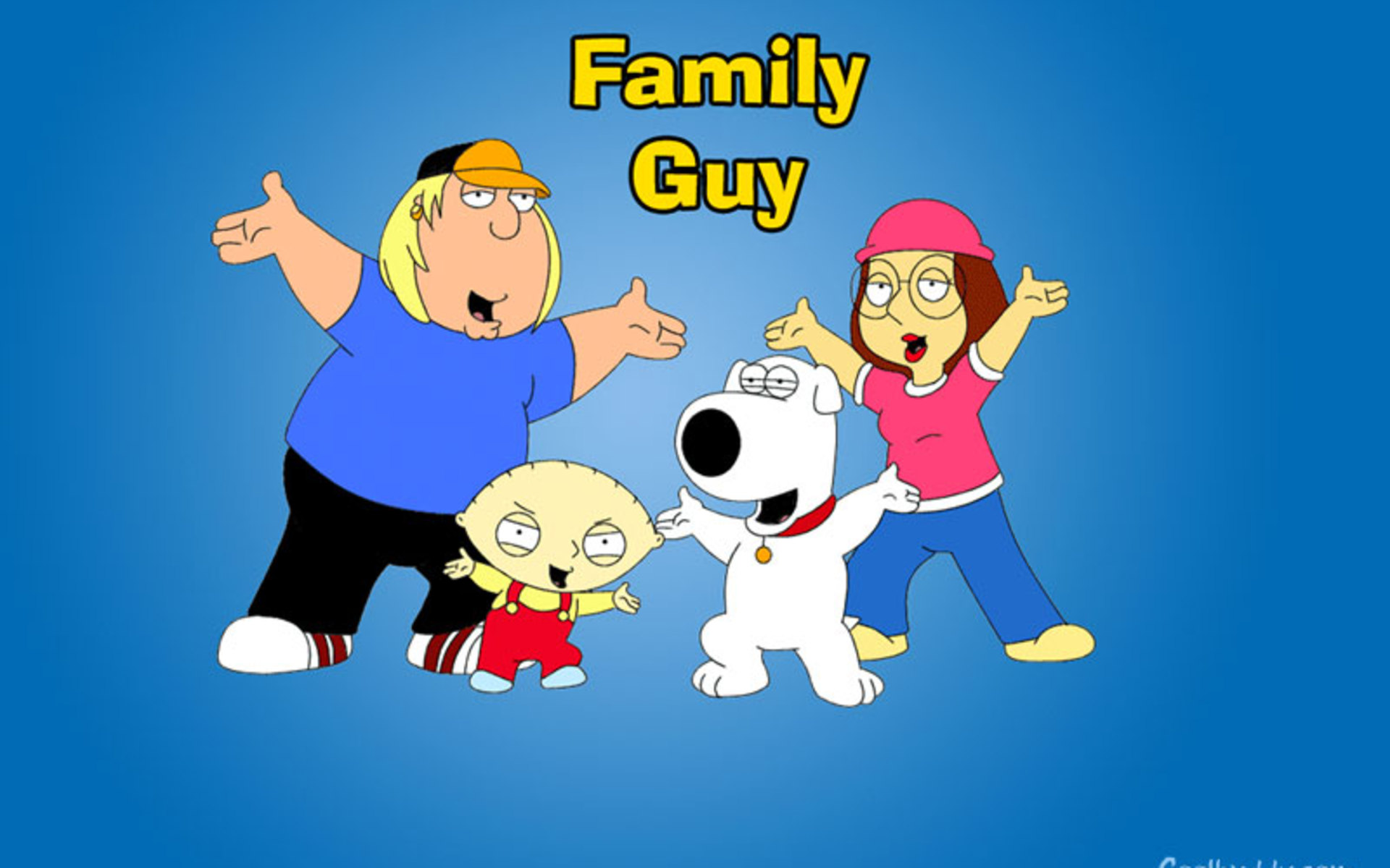 wallpaper Family Guy Wallpapers hd wallpaper background desktop 1920x1200