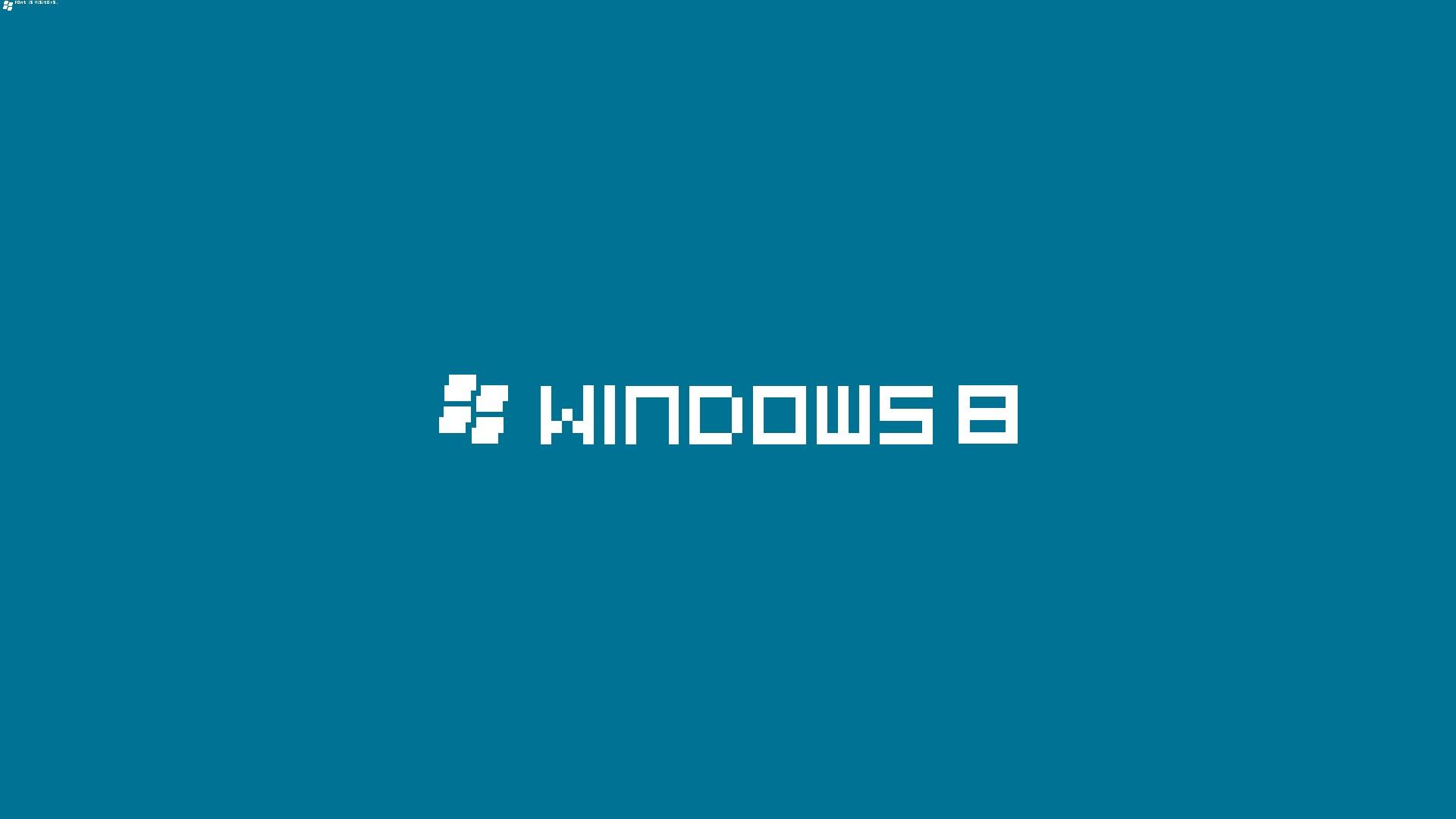 1920x1080 Windows 8 bit desktop PC and Mac wallpaper 1920x1080