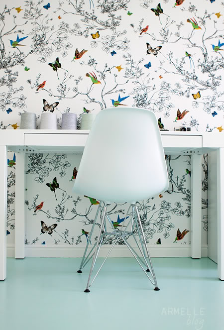 birds and butterflies wallpaper wallpapersafari. Black Bedroom Furniture Sets. Home Design Ideas