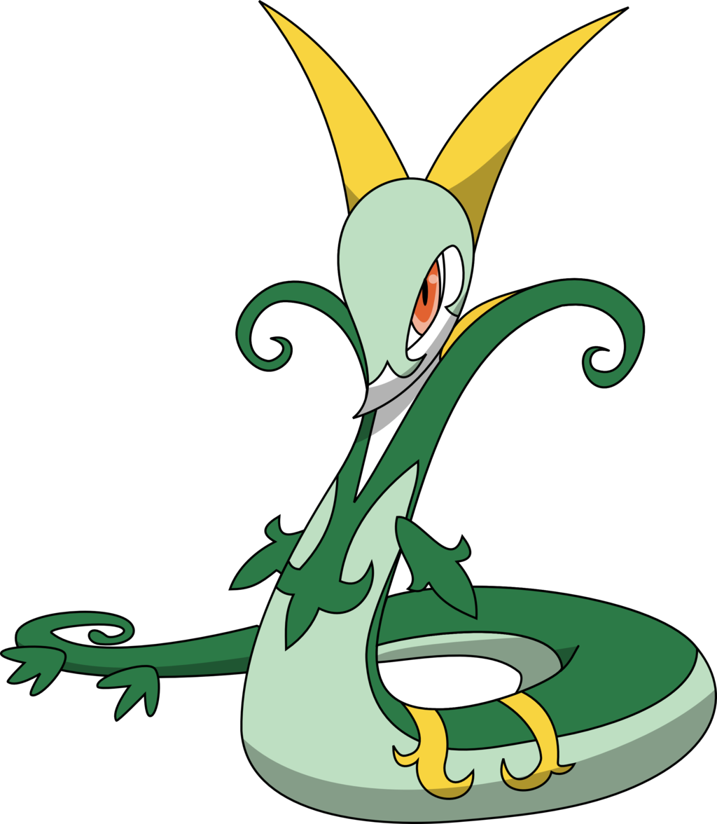 Free download 497 Serperior by PkLucario [1024x1176] for ...