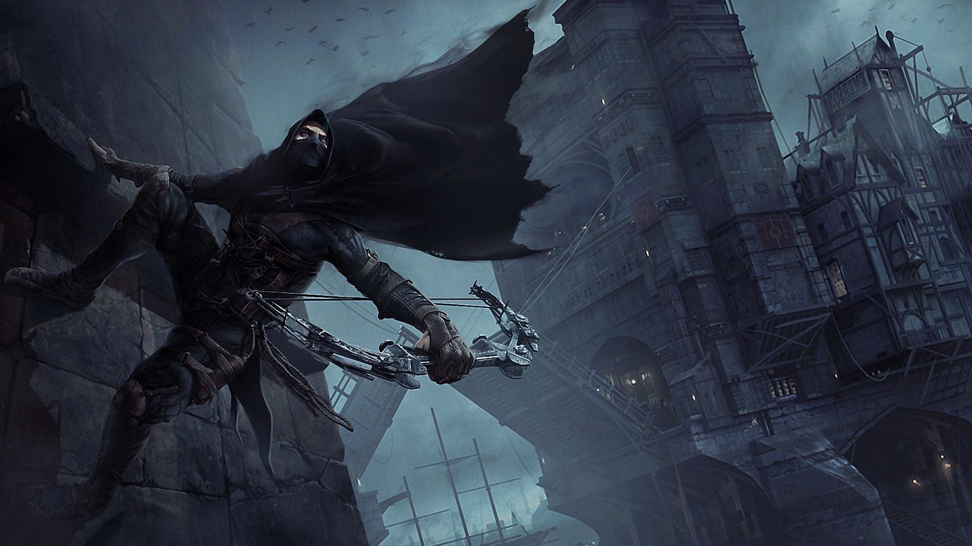 Thief Game HD Wallpapers 1920x1080