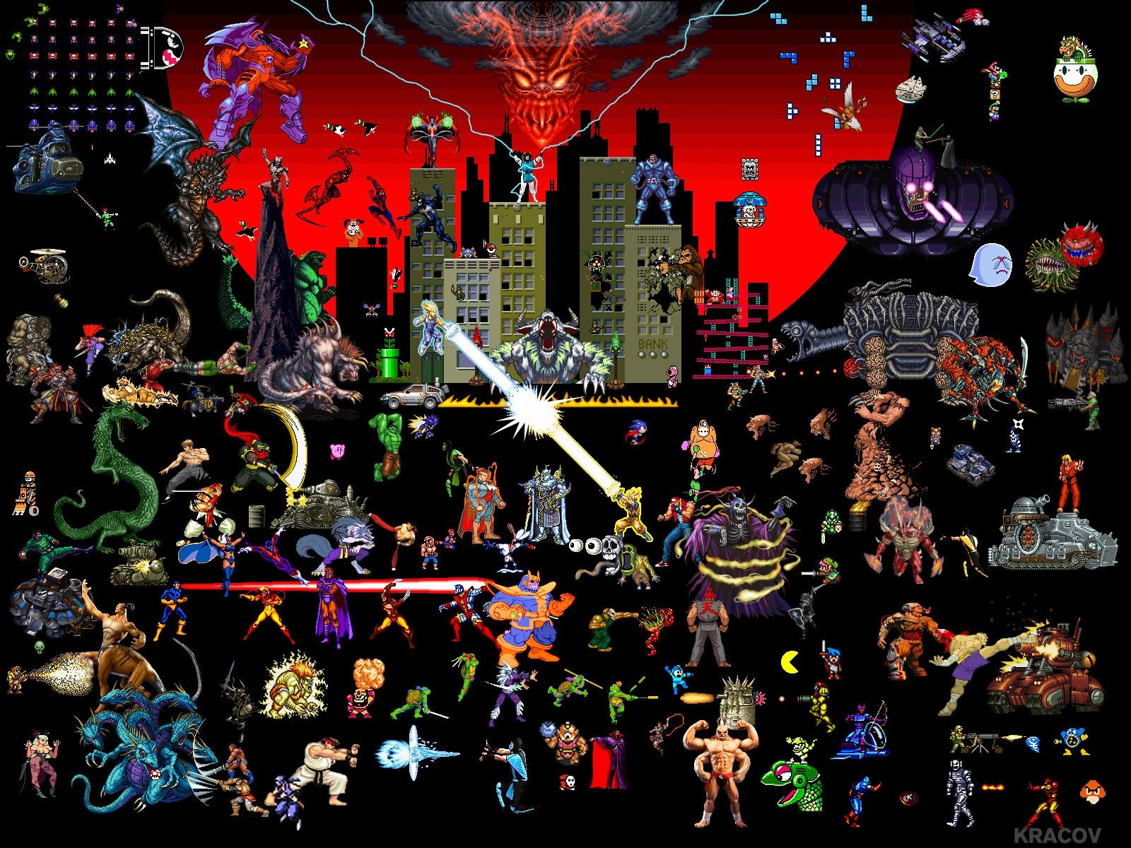 Video Game Wallpapers Classic Full Hd Download Retro games 1600x1200