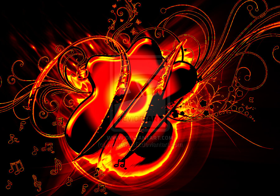 Letter J Wallpaper - W...U Letter Design Wallpaper