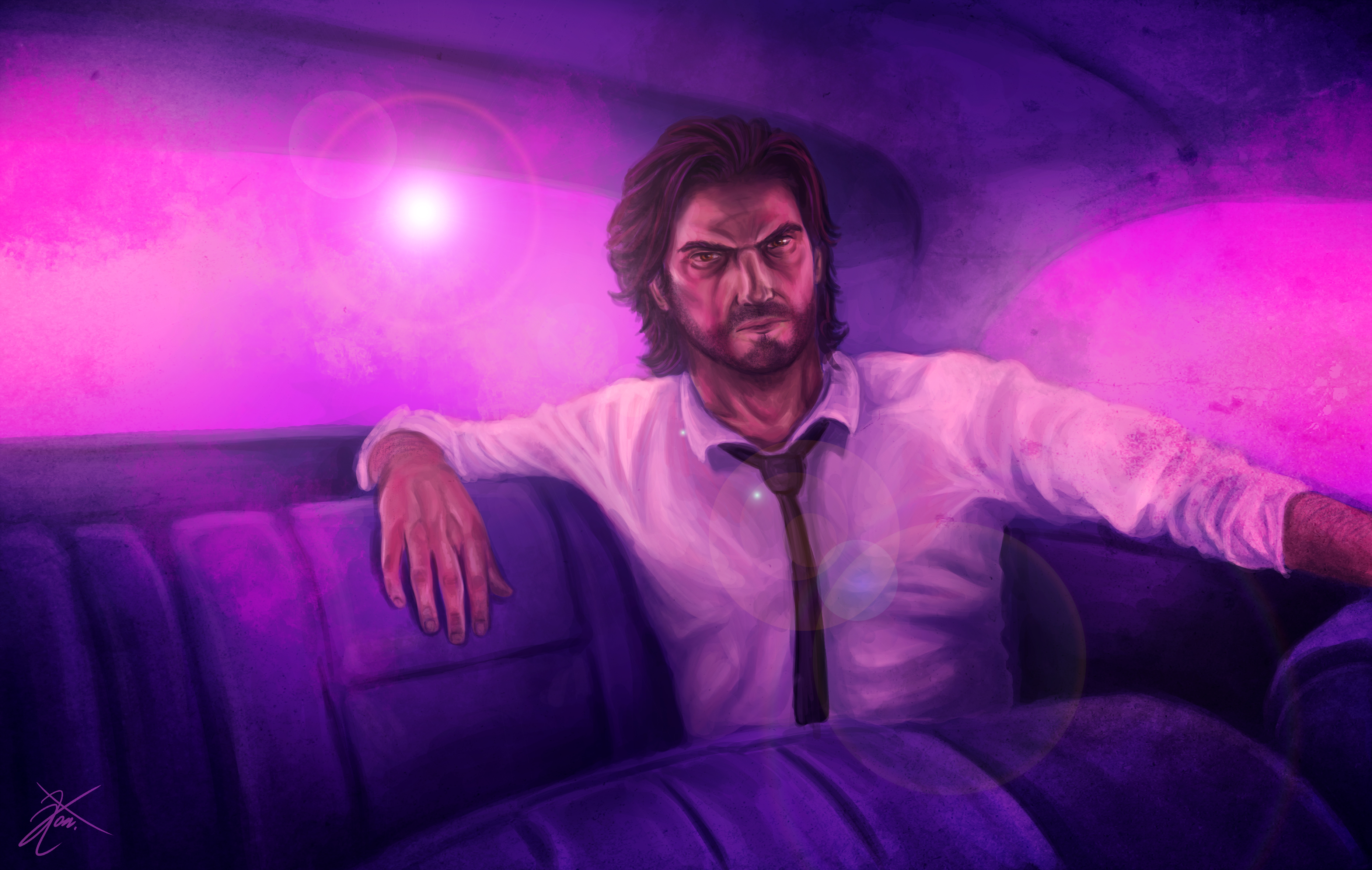 The wolf among us bigby art game bigby art wallpapers photos 3723x2362