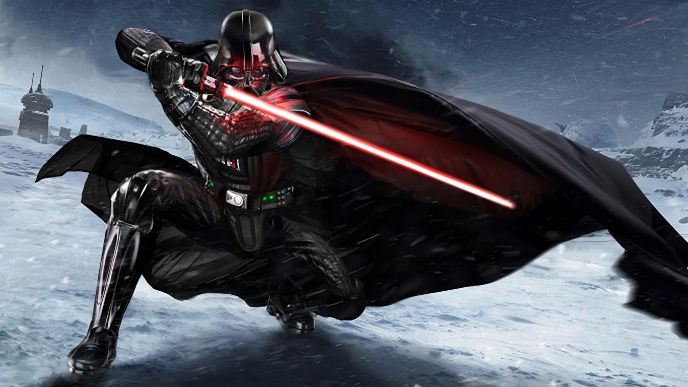Star Wars Darth Vader Wallpaper Desktop Kecbio 1366x768
