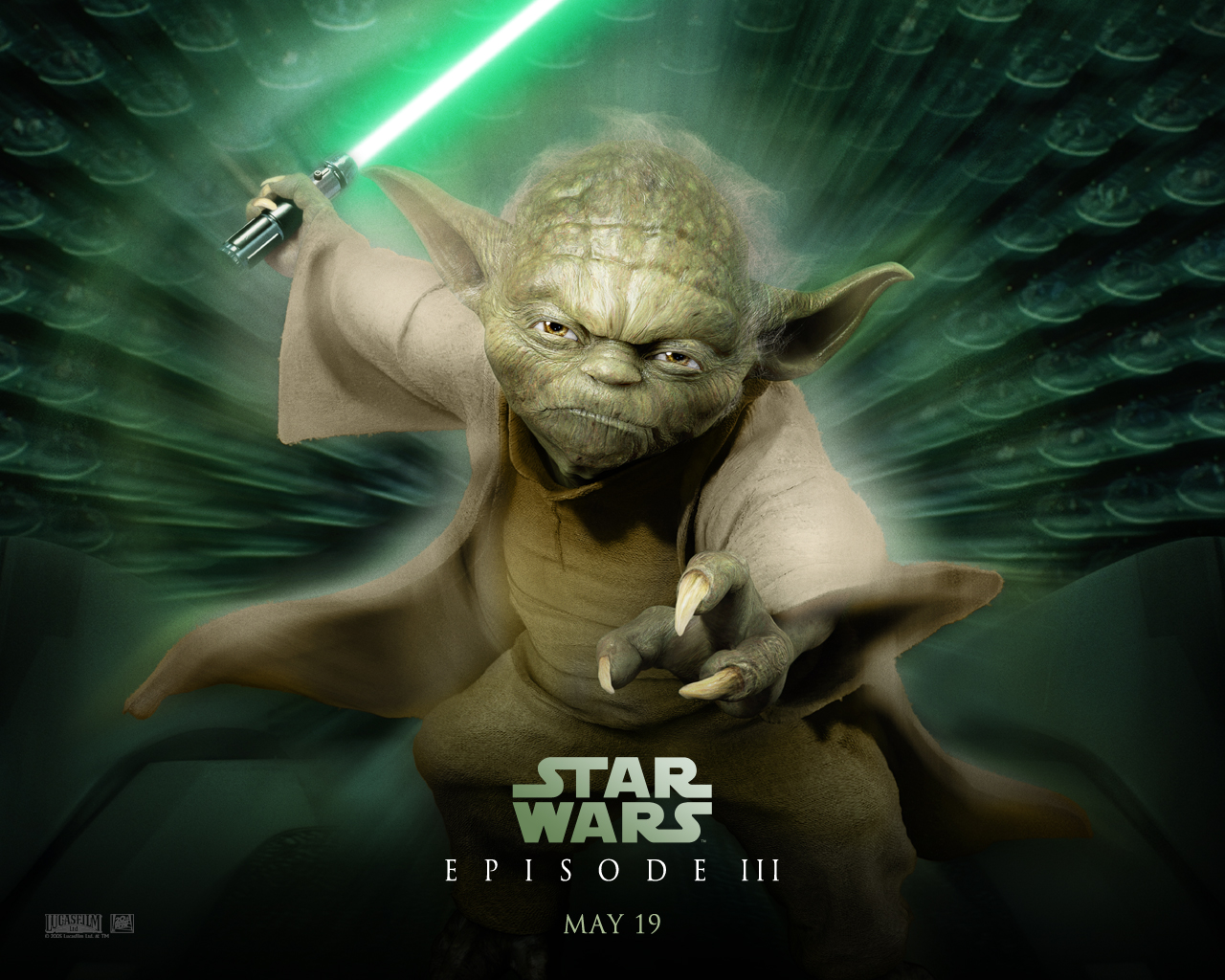 Star Wars Episode 3 Desktop Wallpapers FREE on Latorocom 1280x1024