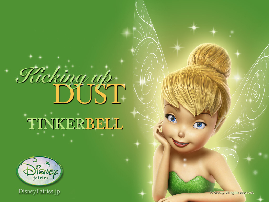 Tinkerbell Wallpaper   Tinkerbell Wallpaper 6616558 1024x768