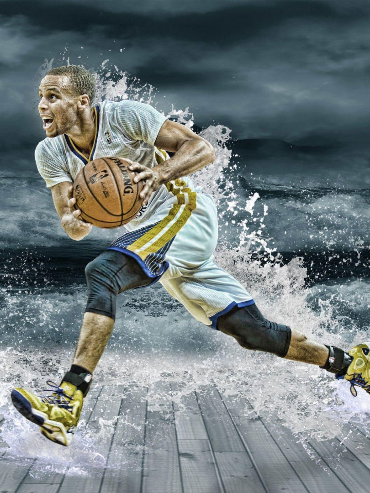 Stephen Curry Wallpapers 1200x1600