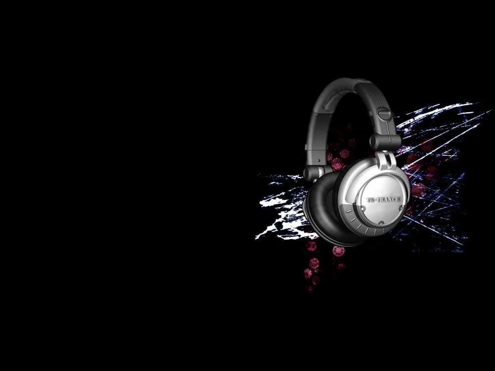 Wallpapers   Headphone by TS Trance   Customizeorg 1000x750