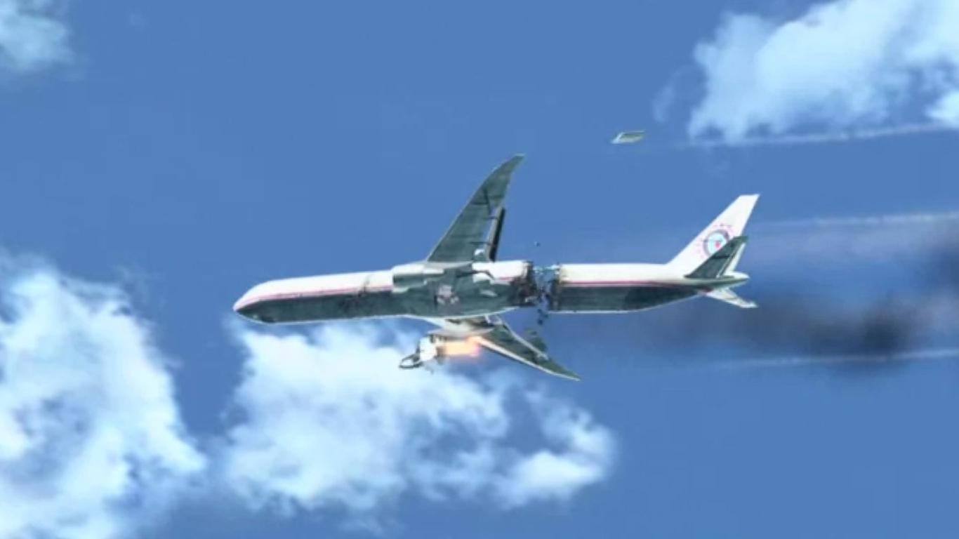 Plane Crash HD Walls Find Wallpapers 1366x768