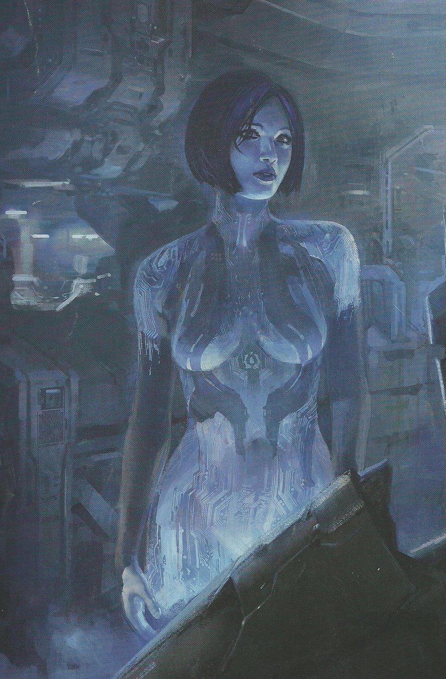 Halo: 4 TMCC - Angry Cortana - YouTube